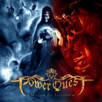 2008: POWER QUEST - Master of Illusion (Guest solo) / Napalm Records
