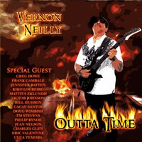 2015: VERNON NEILLY - Outta Time (Guest solo) / Boosweet Records